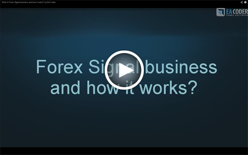How forex company works