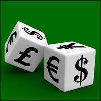 Gambling in currency markets