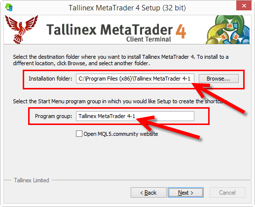 Metatrader 06 ea 4 tutorial