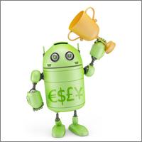 winner robot