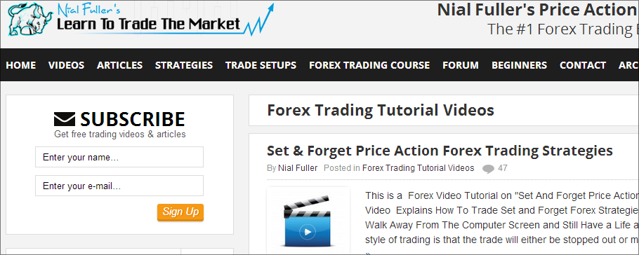 Best forex learning sites