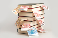 Money in books
