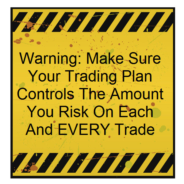 Forex risk warning