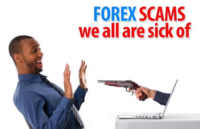 forex scams we all are sick of