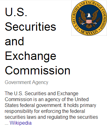 US SEC Governing Body Of Forex