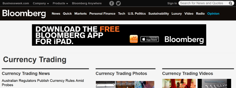 The best site for forex news