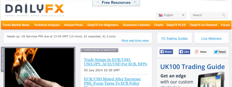 List of forex trading sites