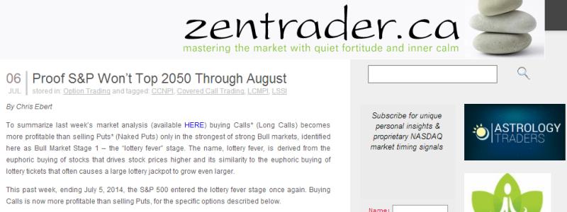 ZenTrader.ca