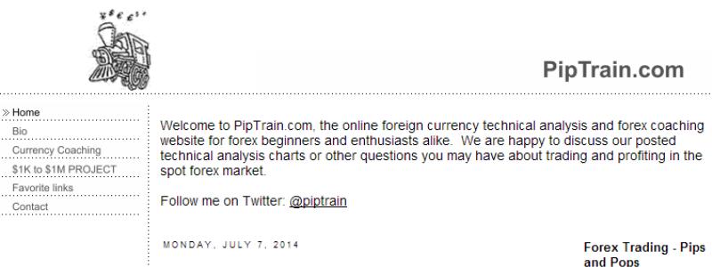Piptrain.com