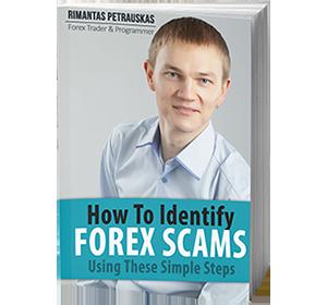 eBook Identify Forex Scams