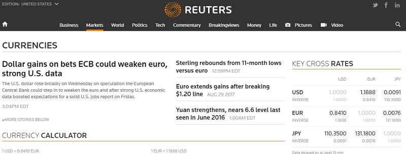 http://www.reuters.com/finance/currencies