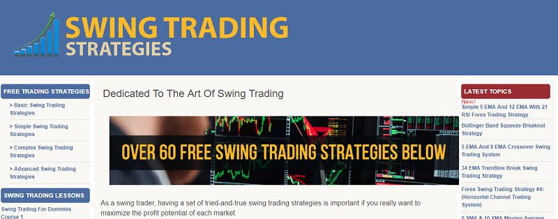 Swing trading strategies forum
